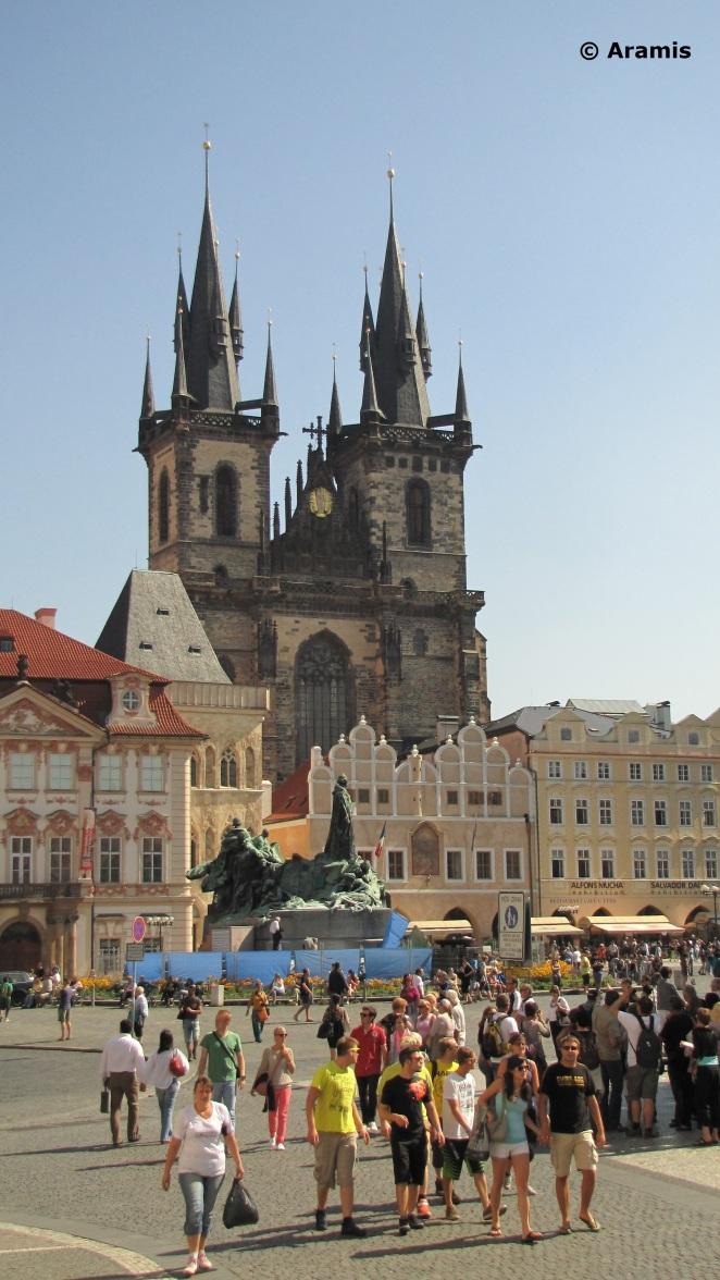Praga_Chiesa_Tyn