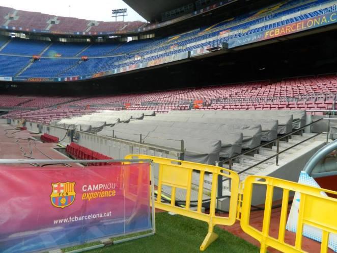 Barcellona_Camp Nou