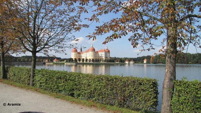 Moritzburg_castello