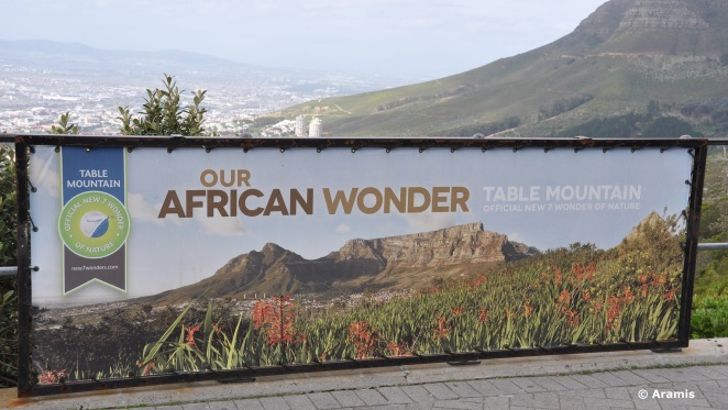 Cape Town_Table Mountain