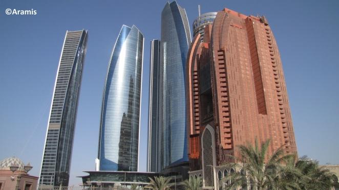 Abu Dhabi_Ethiad Tower