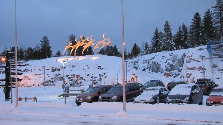 Aeroporto di Rovaniemi 2