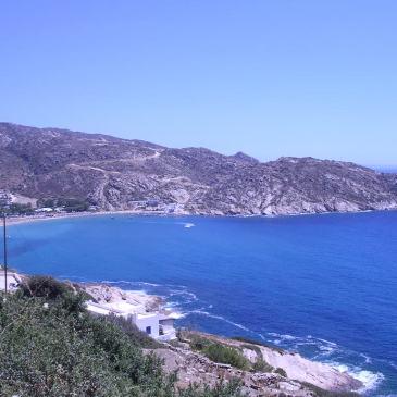 Spiaggia Mylopotas