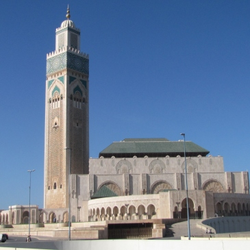 Casablanca_moschea Hassan II