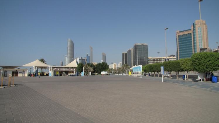 Lungomare_Abu Dhabi