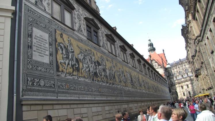 Furstenzug Dresda
