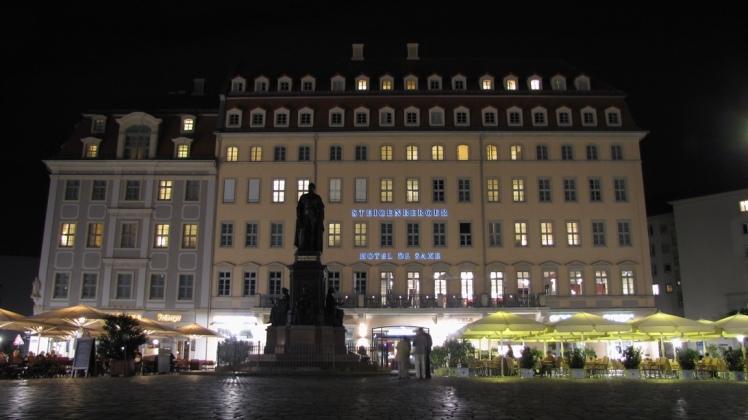 Dresda di notte 2