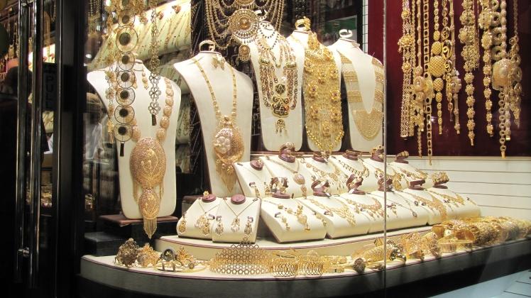 Quartiere dell'oro a Dubai_2