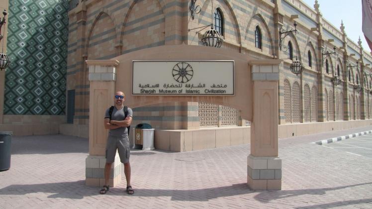 Museo della cultura Sharjah