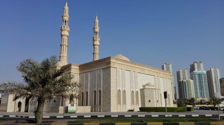 Moschea Sharjah