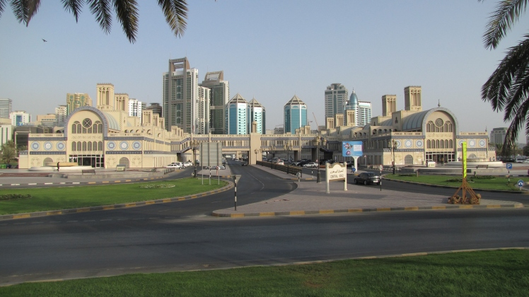 Central Souq_Sharjah