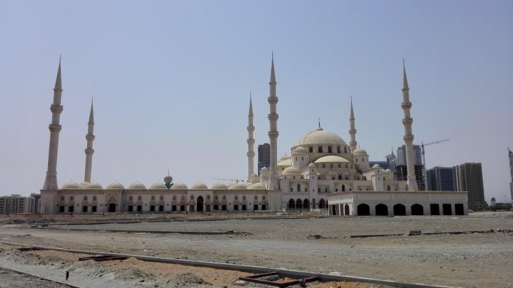 Moschea_Fujairah