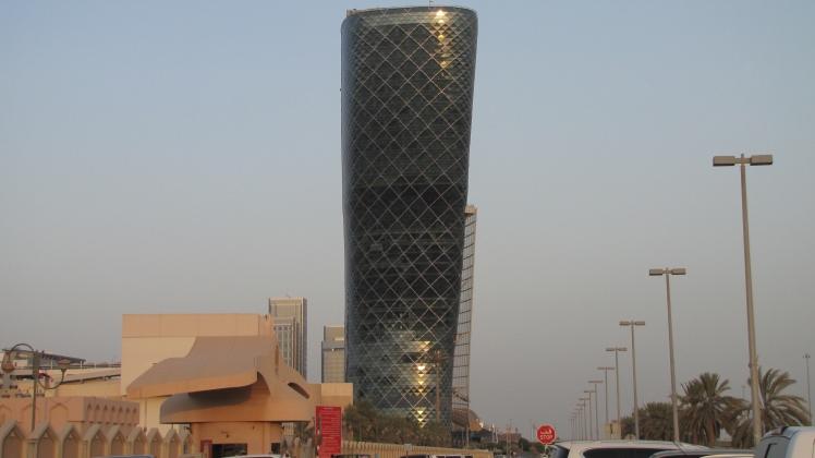 Grattacielo_Abu Dhabi
