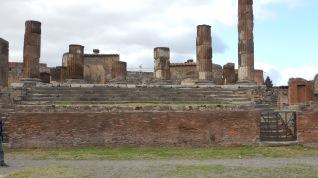 Foro_scavi di Pompei