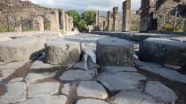 strade_scavi di Pompei