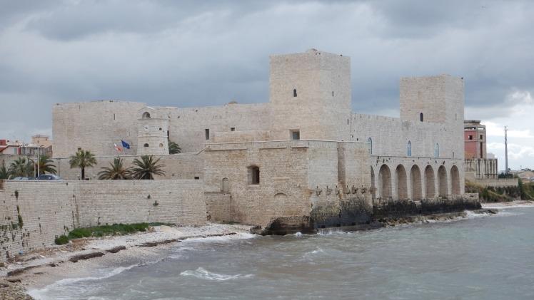 Trani_castello