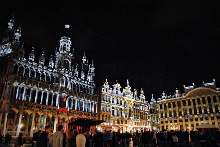 Grand Place Bruxelles 2