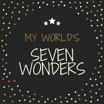 sette meraviglie del mondo