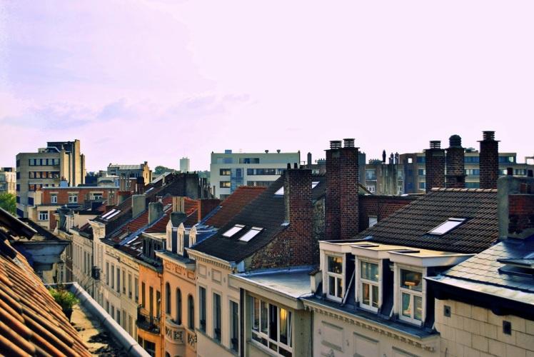 Quartiere Ixelles Bruxelles