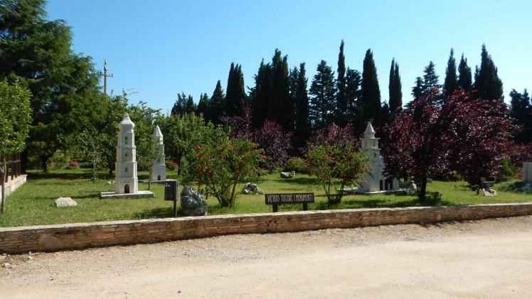 L'altro villaggio - monumenti