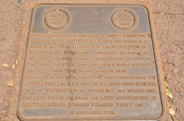 Victoria Falls Targa