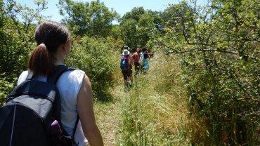 Trekking in Alta Murgia