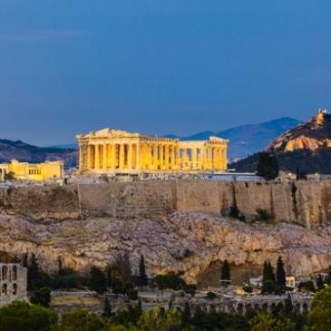 Atene_Acropoli illuminata