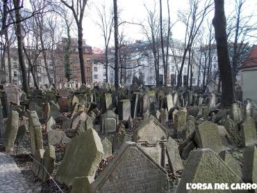 Cimitero di Praga 2
