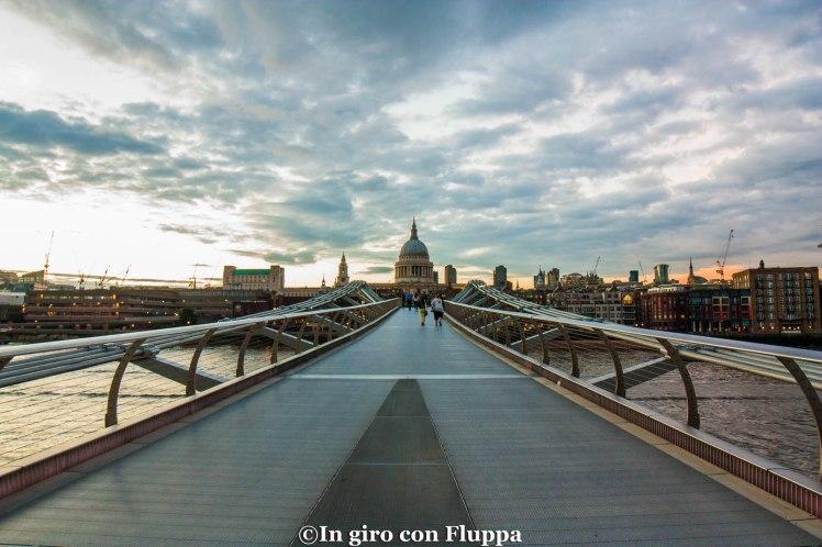 Londra_Millenium Bridge