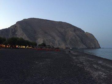 Spiaggia di Perissa 2