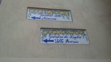 Giardino della Minerva 1